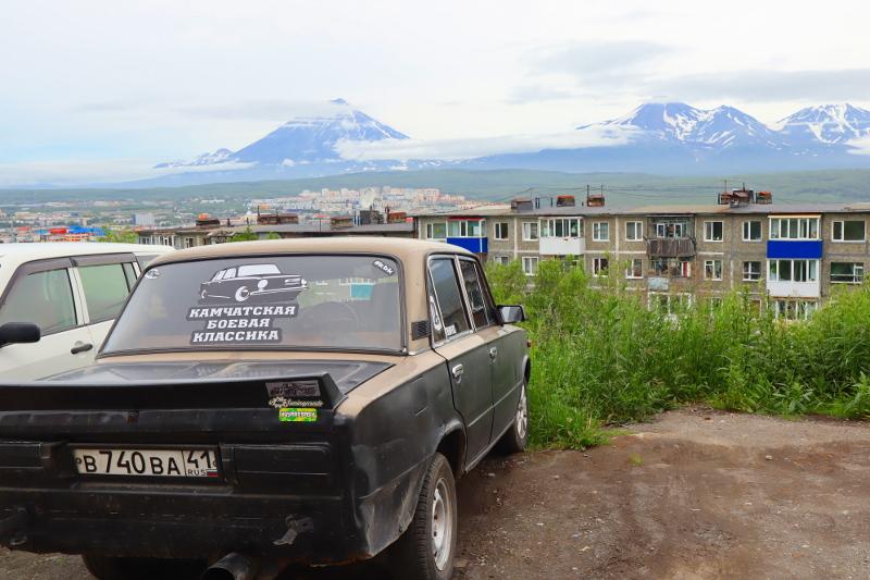 Камчатка домашние вулканы петропавловск