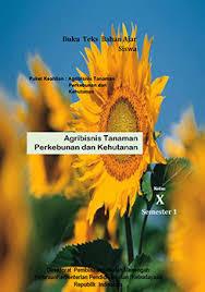 Download Buku Mapel Agribisnis Tanaman Perkebunan dan Kehutanan 1 PDF Kurikulum 2013