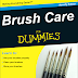 TUTORIAL: Caring for Your Paint Brushes