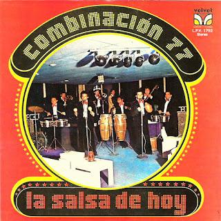 LA SALSA DE HOY - COMBINACION 77 (1978)