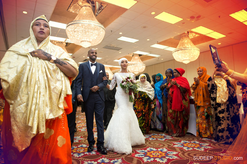 Lansing Causeway Bay Hotel Somali Wedding Photography - SudeepStudio.com Ann Arbor Wedding Photographer