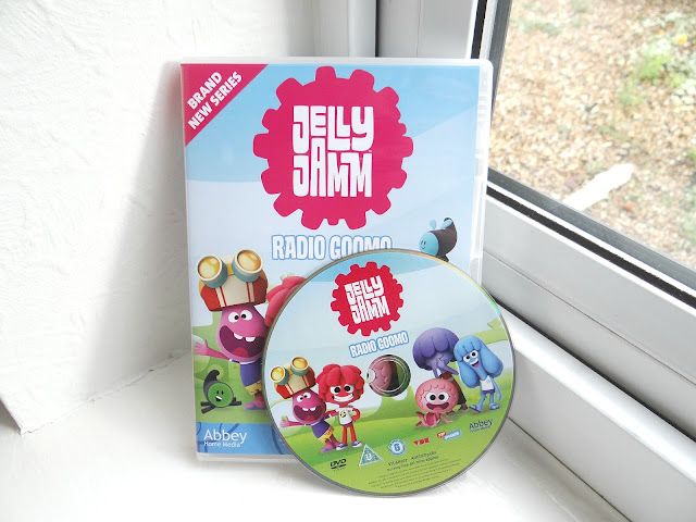 Jelly Jamm cartoon, Cartoonito, Radio Goomo DVD