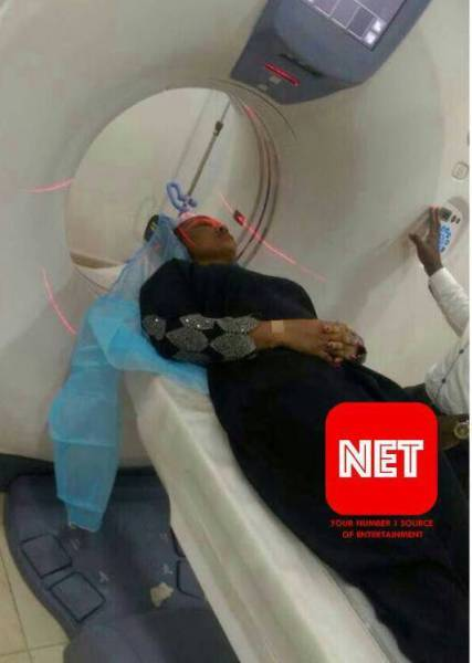 mercy aigbe ct scan result