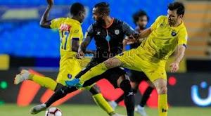 التعاون يحقق الفوز على فريق الشباب بثلاث اهداف لهدف وحيد في الجولة التاسعه من الدوري السعودي