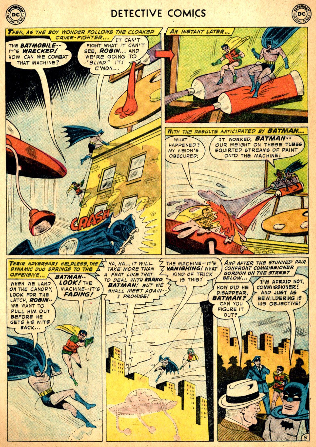 Read online Detective Comics (1937) comic -  Issue #257 - 5