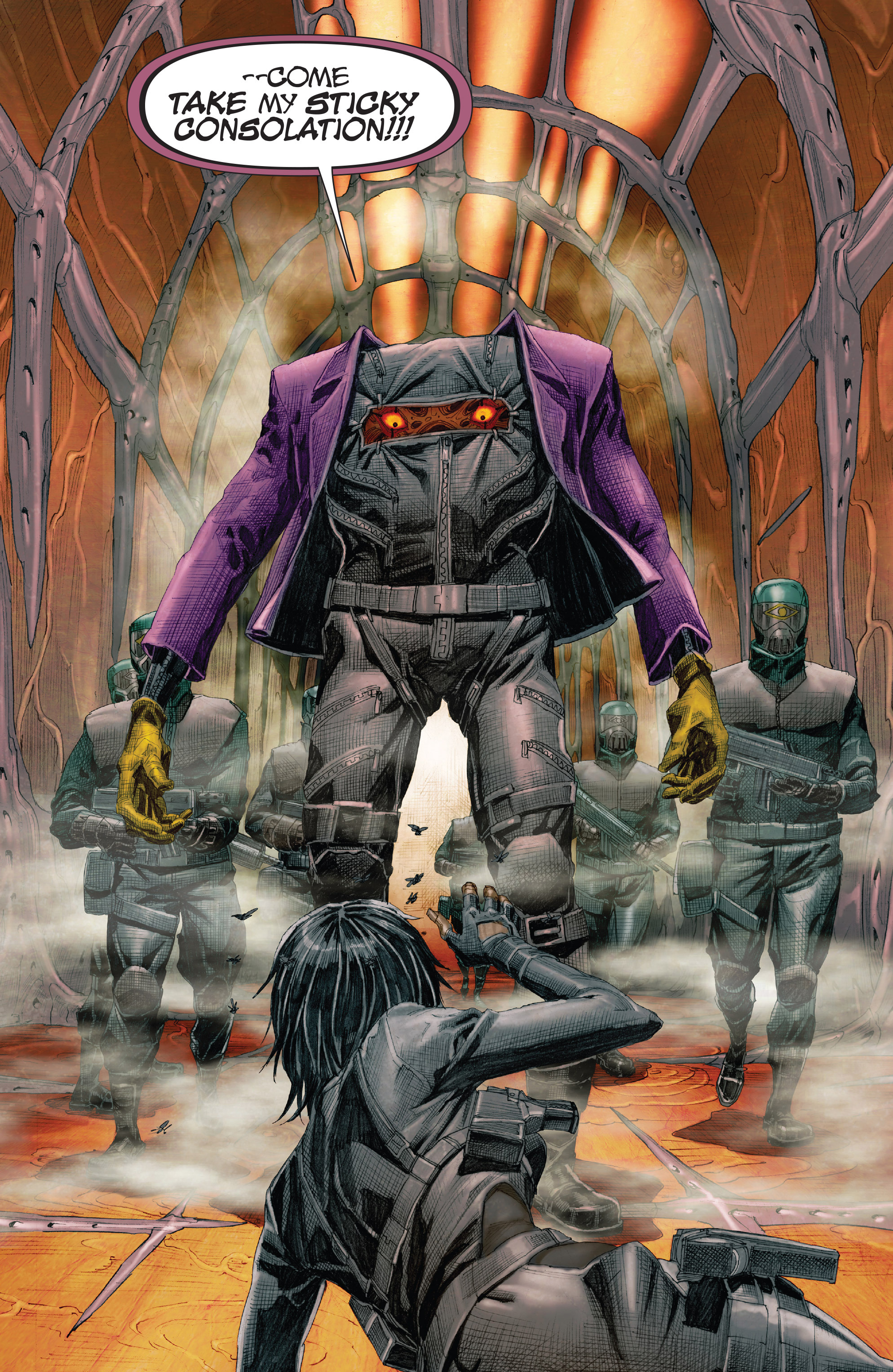 Read online X-Force (2014) comic -  Issue #7 - 12