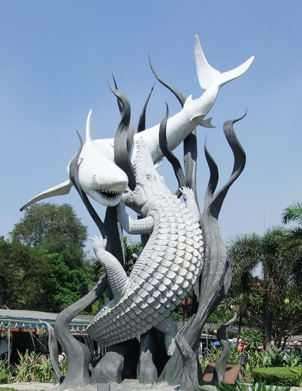 Daftar Lengkap Nama Tempat Wisata Di Surabaya