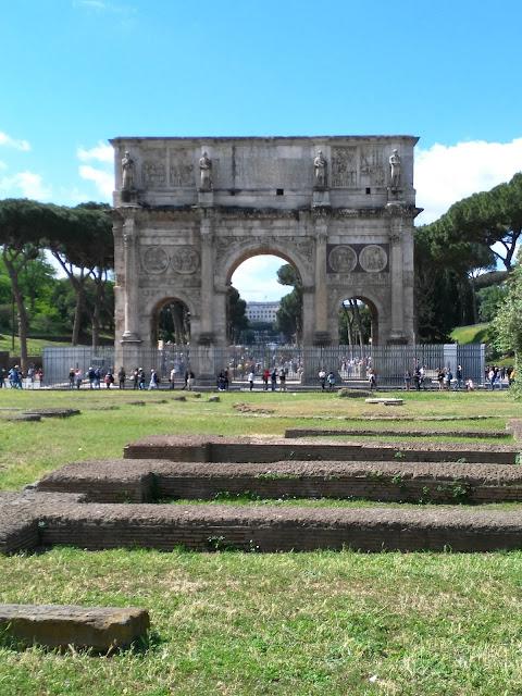 Arco di Costantino-Roma
