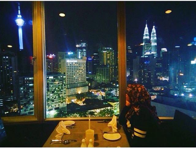 Revolving Bintang Restaurant Menu Kuala Lumpur