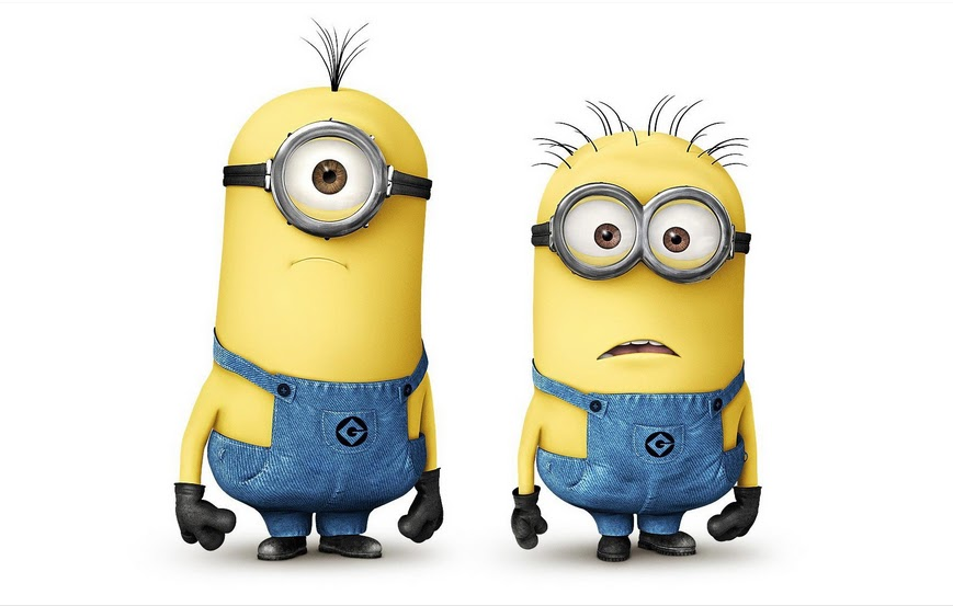 Christian Writers Downunder Who needs Minions when you