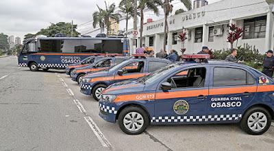 Policiamento da Guarda Civil de Osasco está prejudicado por falta de gasolina