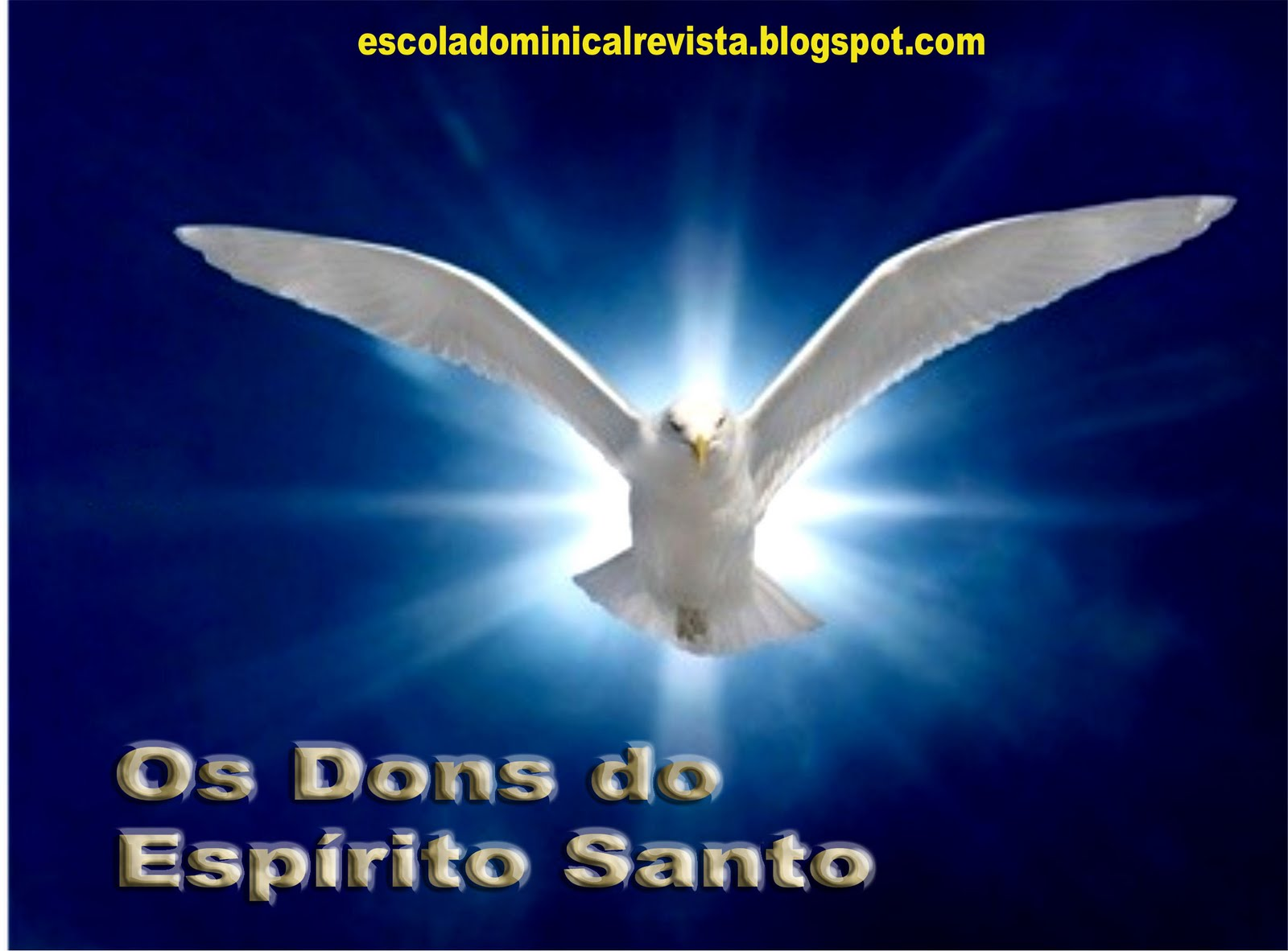 Frases Do Divino Espirito Santo