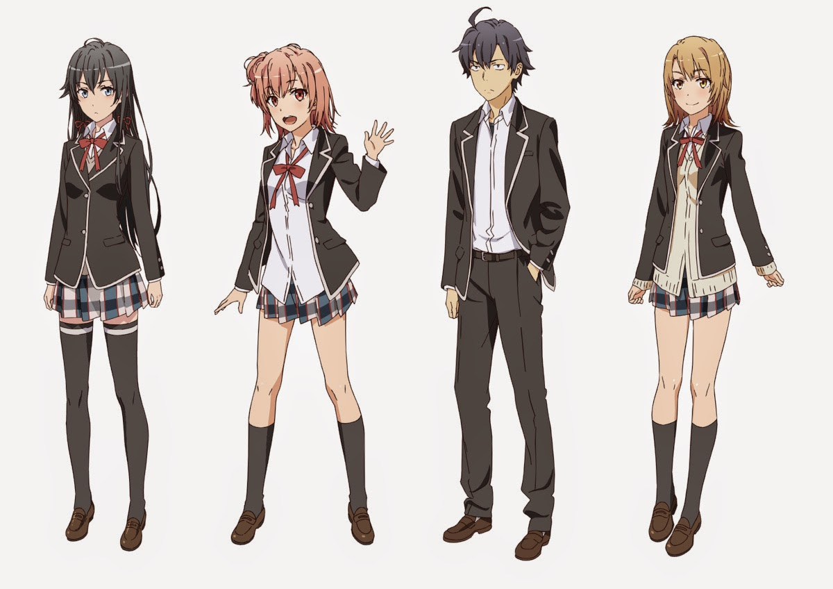 anime oregairu season 2