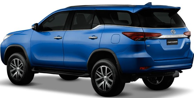 New 2016 Toyota Fortuner Hd Wallpapers Types Cars