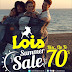 LOIS Jeans Promo Summer Sale Diskon Hingga 70%