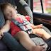 Bayi 17 bulan mati selepas terperangkap 3 jam dalam kereta dengan suhu 43'C