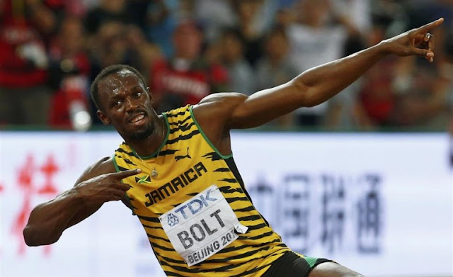 Jamaica's Usain Bolt says that the upcoming Rio Olympics will be his final one. Photo: Reuters