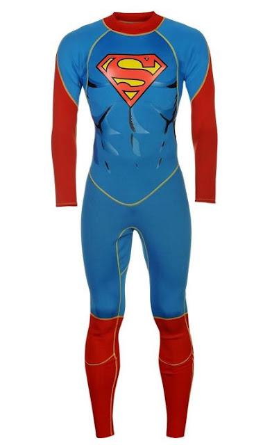Superman Wetsuit