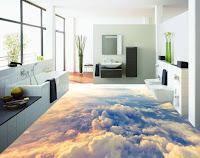 Increíbles diseños de pisos 3D para el hogar