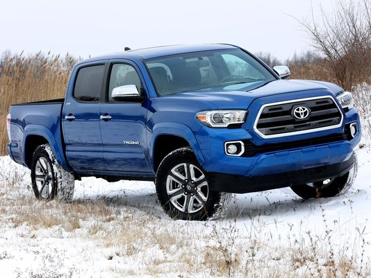 2016 Toyota Tacoma Owners Manual Pdf