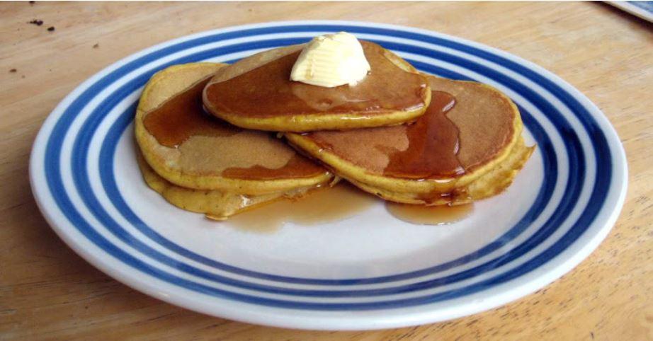 Pumpkin Pancakes by freshfromthe.com