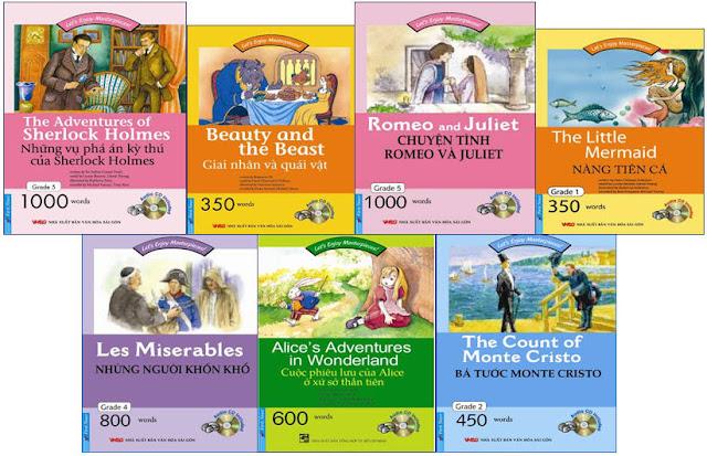 Phần mềm cho sách Tiếng Anh tham khảo