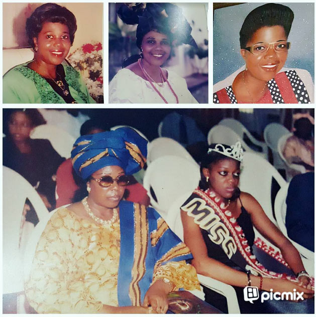 Eve Esin shares photos of her lookalike mum on 12th burial anniversary
