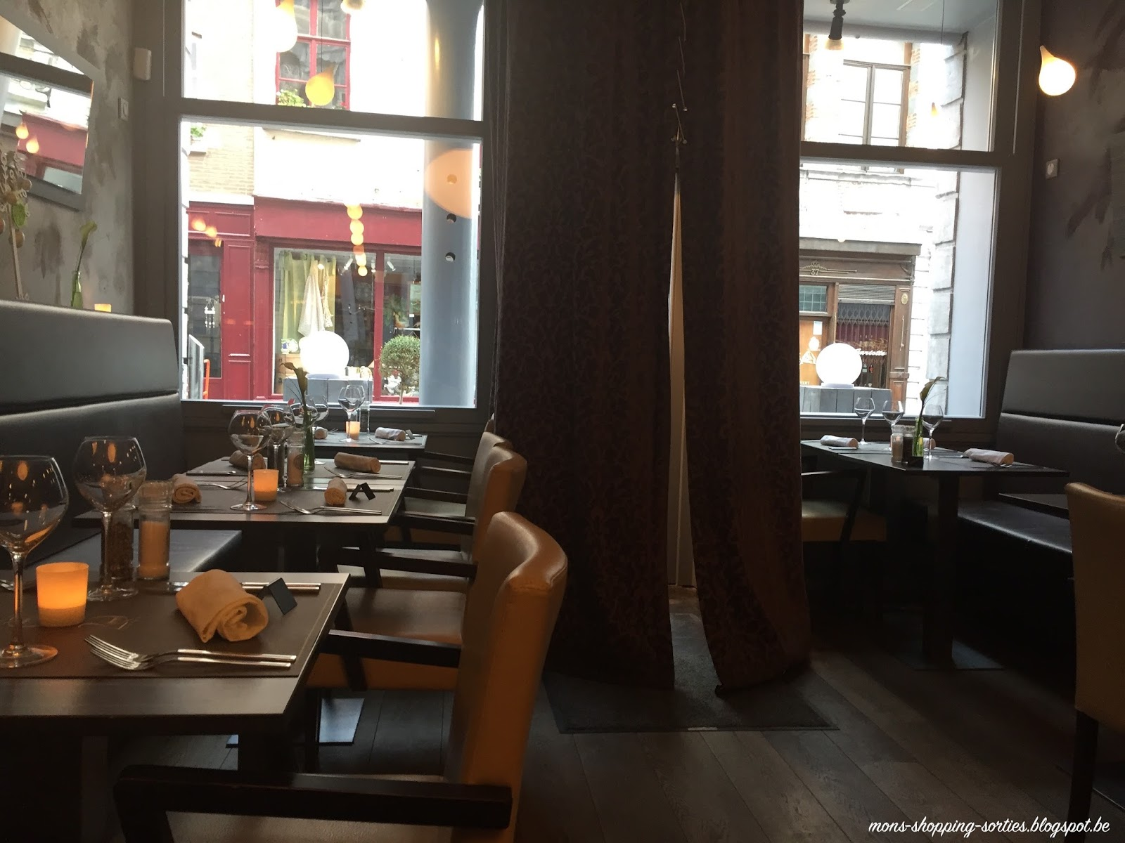Restaurant L Envers Du D Ef Bf Bdcor St Emilion