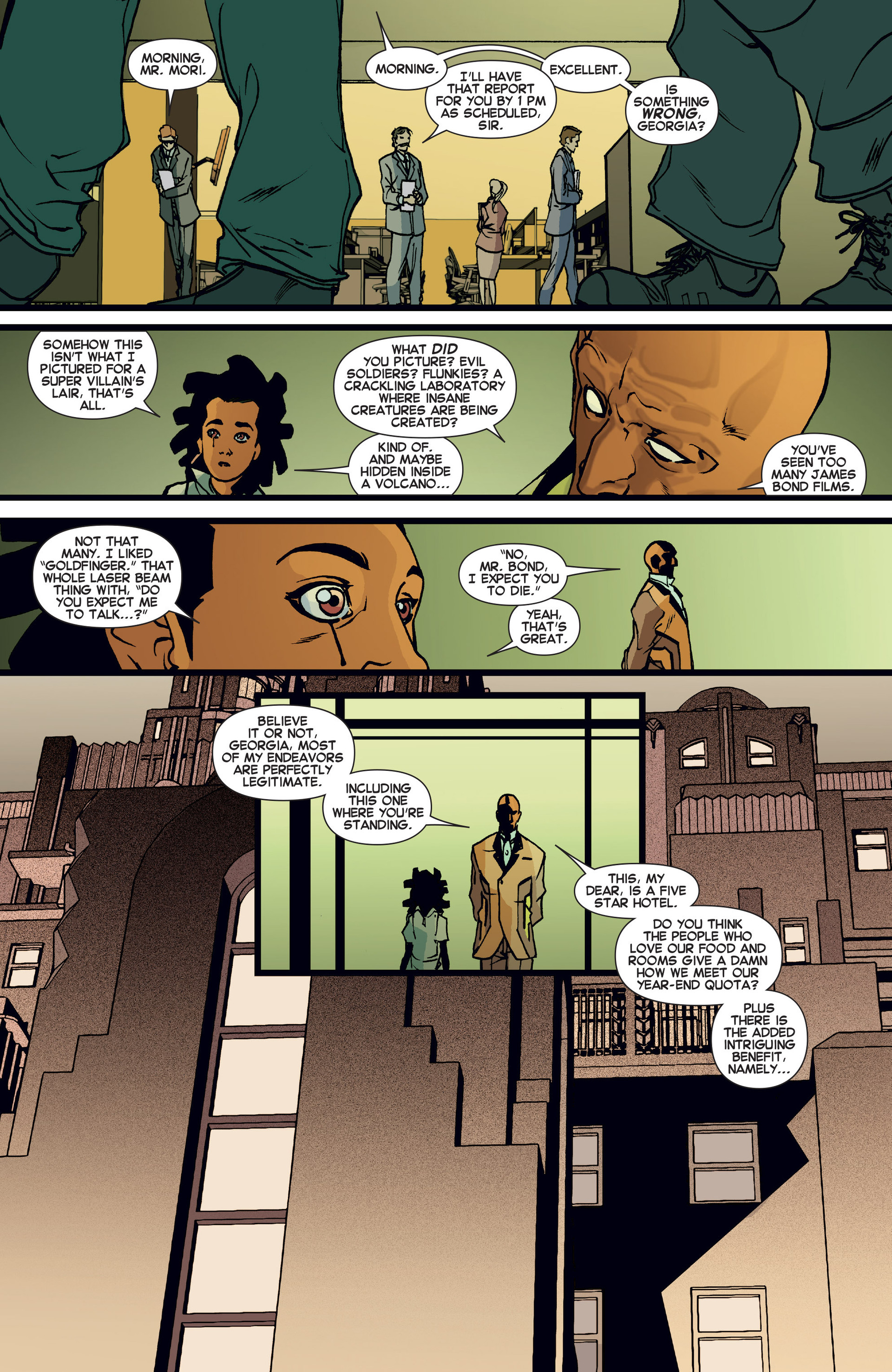 Read online All-New X-Factor comic -  Issue #10 - 6