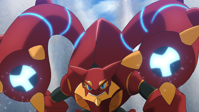 Pokemon: The Movie - Volcanion and The Ingenious Magearna
