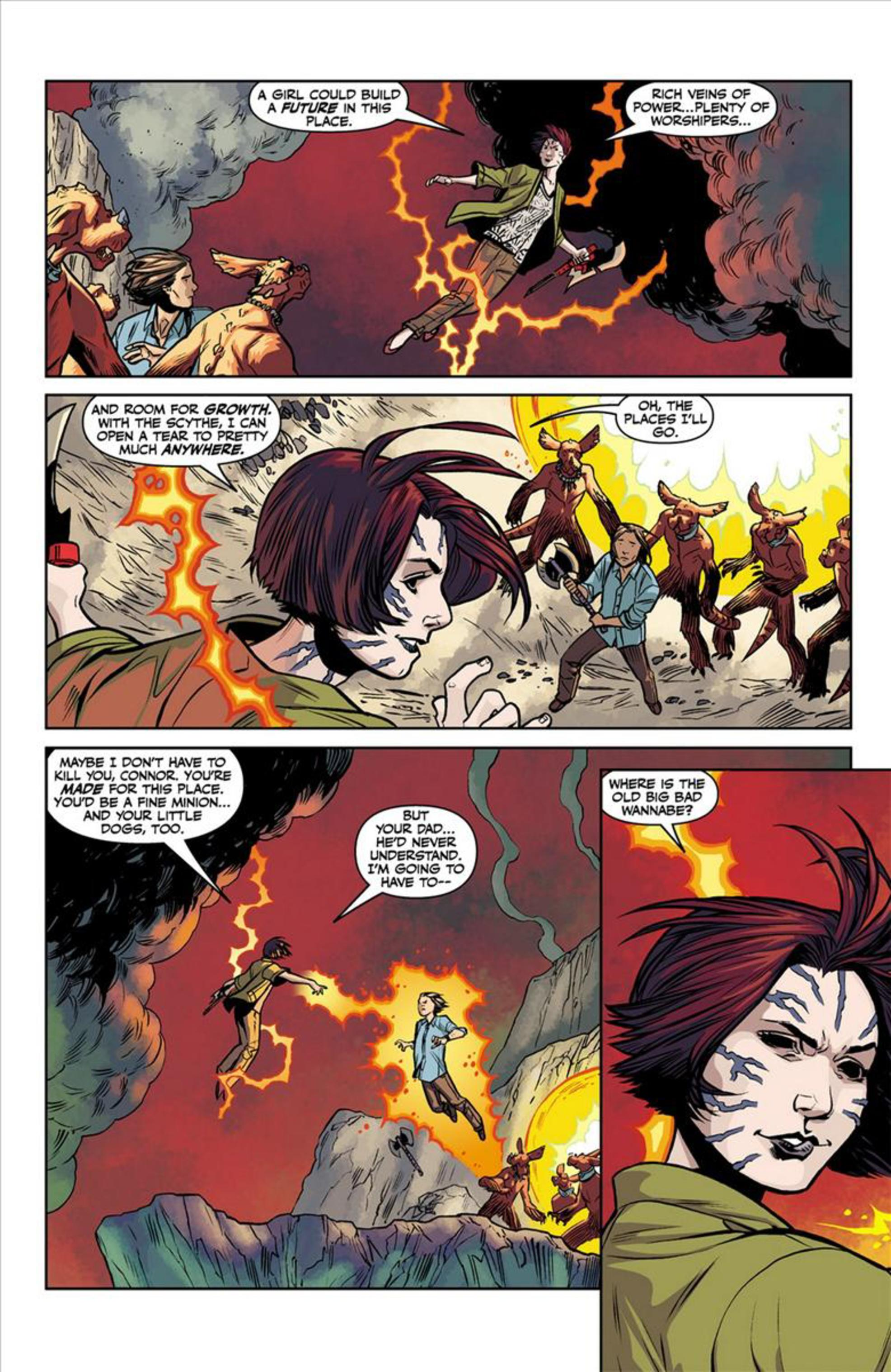Angel and Faith issue 14 - Page 12