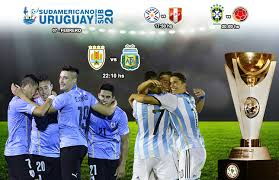 Argentina U20 vs Uruguay U20