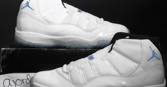 5fdc0331fc7 ... Nike Mens Air Jordan 11 Retro ... ajordanxi Your 1 Source For Sneaker  Release Dates Air Jordan XI White Columbia ...