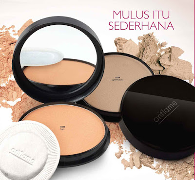 Pure Colour Pressed Powder