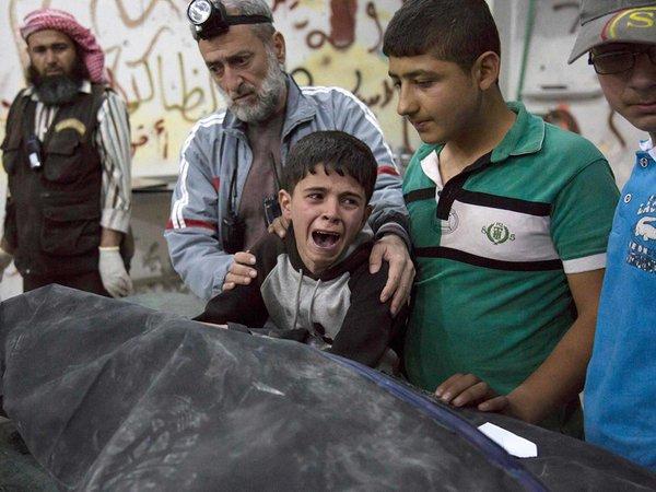 Aleppo tak Jatuh Namun Kemanusiaan yang Telah Tersungkur