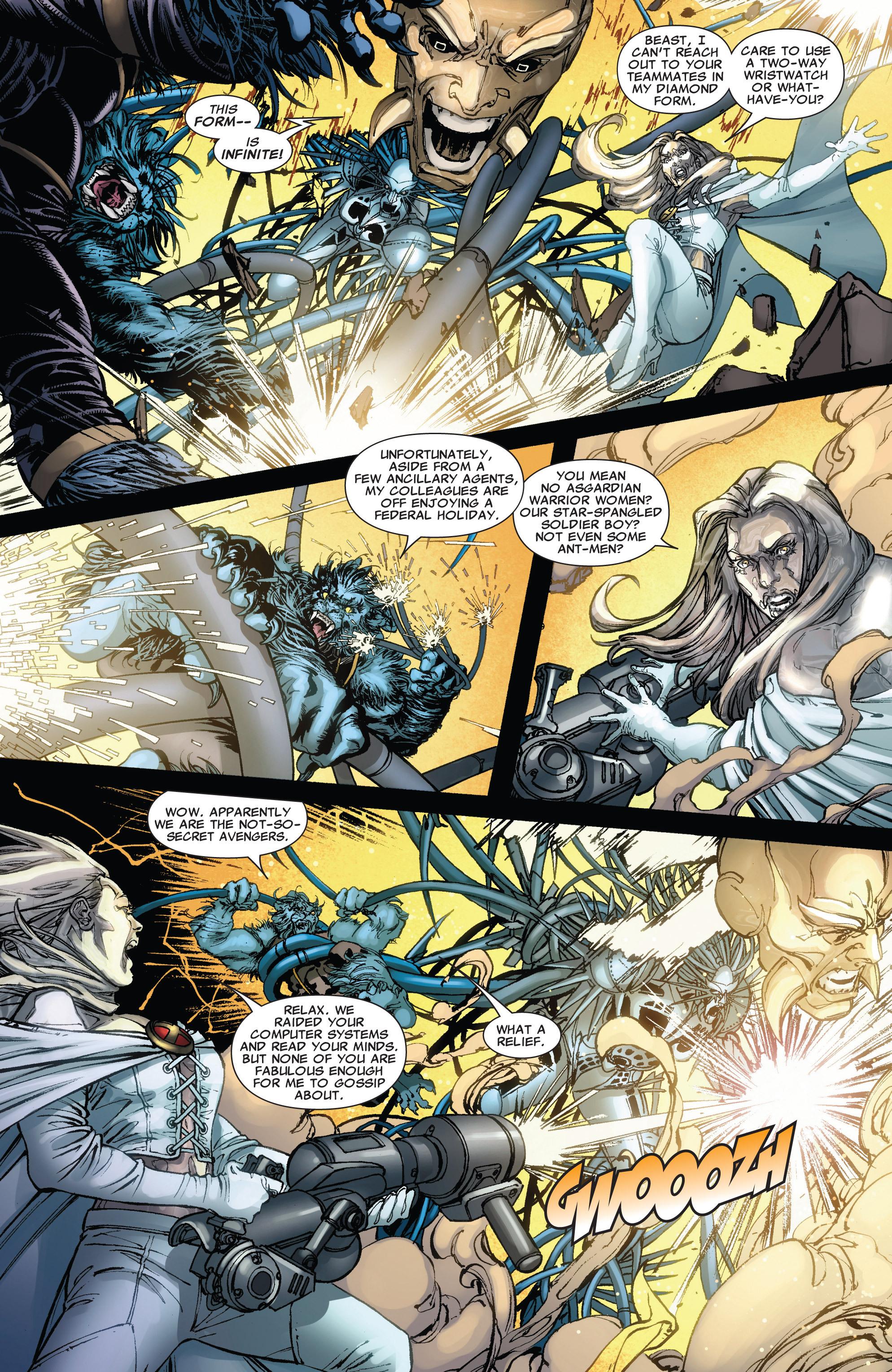 Read online Astonishing X-Men (2004) comic -  Issue #43 - 15