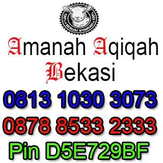 Paket Aqiqah_Margahayu_Bekasi Utara
