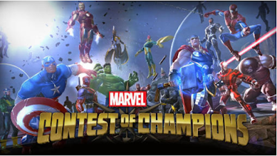 Marvel Contest of Champions v1.19.2 apk mod One Hit Kill terbaru