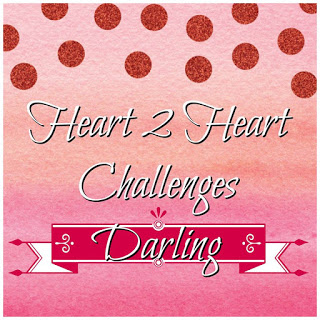 Darling Winner at Heart 2 Heart Challenge Blog