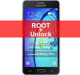 Samsung Galaxy ON5 SM-G550T 6.0.1 ROOT and UNLOCK