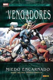 Los Vengadores - Miedo encarnado