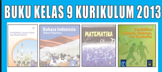 Download Buku Kurtilas Revisi 2017 untuk Kelas 9 MTs dan SMP