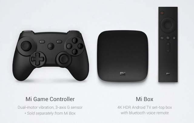 Mi Box - Android TV