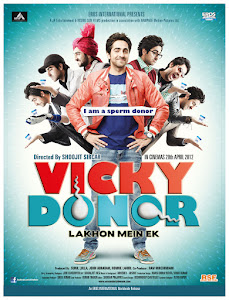 Vicky Donor Poster