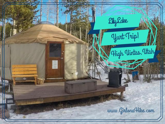 Lily Lake Yurt, Utah, Yurts of Utah