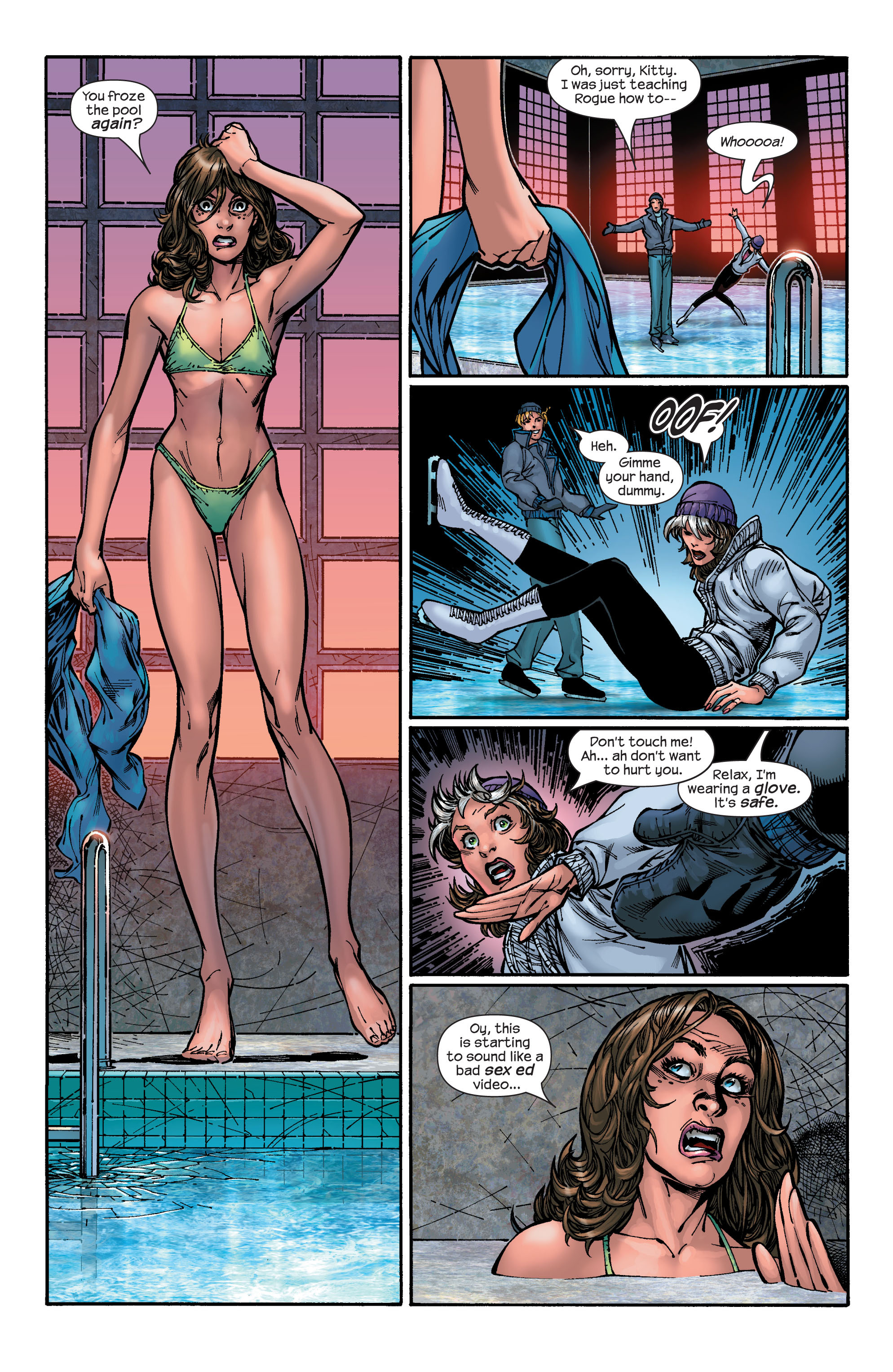 Read online Ultimate X-Men comic -  Issue #46 - 17