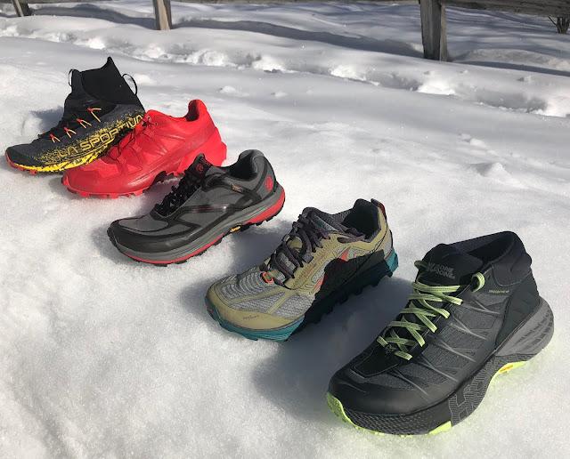 Road Trail Run  Winter Trail Running Shoes Roundup  Hoka One One ... e6c266da05c