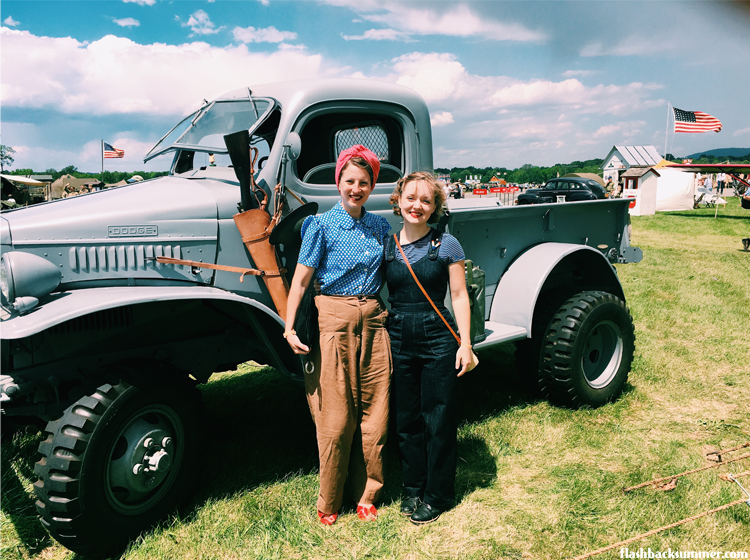 Flashback Summer: MAAM World War II Weekend 2017