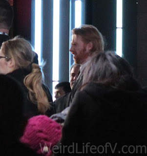 Domhnall Gleeson - Star Wars: The Force Awakens premiere