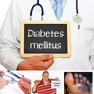 Pengobatan Ampuh Diabetes Melitus Secara Alami Sampai Sembuh